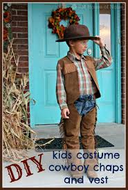 Toddler Cowgirl Halloween Costume House Noise Boys Diy Kids Costume Cowboy Chaps