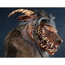 Werewolf Halloween Costume Werewolf Halloween Costume Mask Monster Beast Wolf Man Vampire