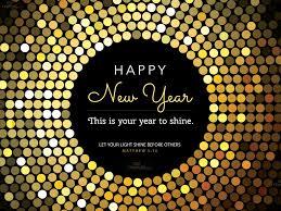 Light Year To Year Your Year To Shine Desktop Calendar Free January Wallpaper
