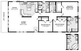 1600 Square Foot Floor Plans Modular Housing Construction Meadowcreek Series Floor Plans