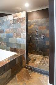 bathroom ideas shower best 25 showers without doors ideas on
