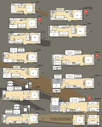 floor plans for travel trailers frivgamesme 2017 and komfort