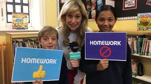The Homework Debate  How would you change homework    CBBC Newsround BBC Should you have more  less or none at all  This week Newsround is investigating homework and we asked your thoughts