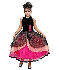 girls fancy party wear gown buy latest collections glowroad