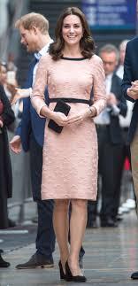 kate middleton dresses duchess kate middleton shows tiny baby bump in orla kiely dress
