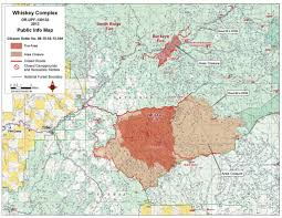 Mosaic District Map After Oregon U0027s Worst Wildfire Year A Look At How One Forest Hopes