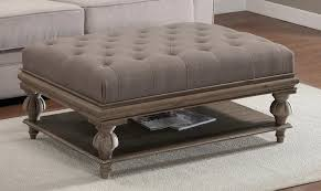 Ottoman Storage Coffee Table Leather Coffee Table Ottoman Storage Large Tufted Best 85