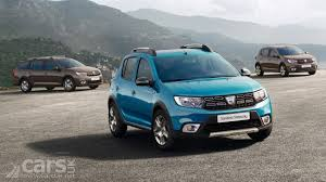 sandero renault 2017 dacia sandero sandero stepway and logan get a makeover for 2017