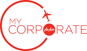 airasia logo airasia targets business travellers with launch of mycorporate airasia