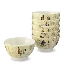 12 days of cereal bowls set of 6 williams sonoma