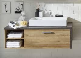 Holz Im Bad Holz Im Badezimmer Planen Waschbeckenunterschrank Eiche Riviera
