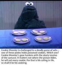 Monster Meme - rip cookie meme by gingersurf memedroid