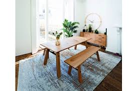 stockholm natural finish dining table stockholm dining table ireland
