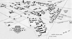 afb map mt home afb 1966 to 1970