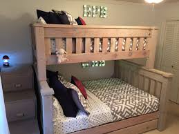 Diy Bunk Beds With Stairs Bedroom Excellent Bunk Plans White Simple Diy