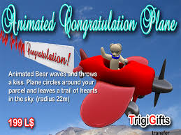 Congratulation Banner Second Life Marketplace Congratulation Banner