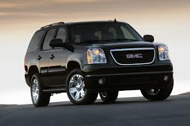 2008 gmc yukon information and photos momentcar
