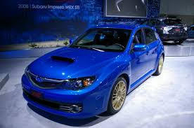 wrx subaru 2007 photo impreza wrx sti at the 2007 wallpaper photo car visual