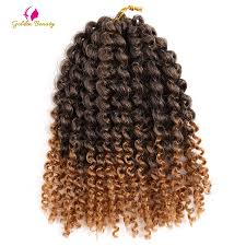 Curly Hair Extensions For Braiding by Curly Hair Crochet Braid Promotion Shop For Promotional Curly Hair