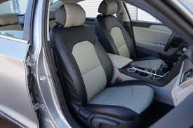 seat covers for hyundai sonata iggee s leather custom fit seat cover for 2011 2015 hyundai sonata