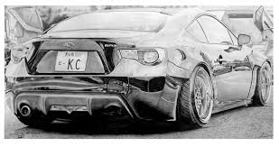 subaru brz rocket bunny rocket bunny brz in japan by kacpermamcarcyzk on deviantart