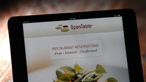 open table reservation system why opentable s reservation scandal is a big deal for restaurants