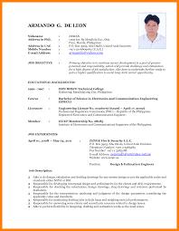 new resume formats 2017 3 latest cv format 2017 resumed job