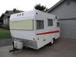 1965 vintage shasta 1500 travel trailer for sale