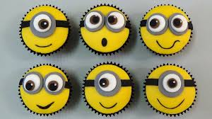 minion cupcakes how to make minion cupcakes