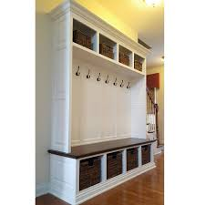 the dublin mudroom lockers bench storage furniture cubbies