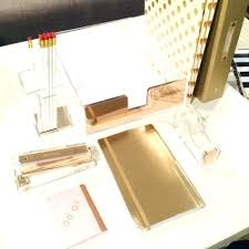 Lucite Desk Accessories Lucite Desk Accessories Bethebridge Co