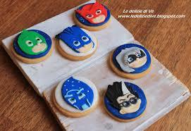 le delizie ve pj mask cookies