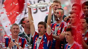 bayern munich celebrate 24th bundesliga title fifa
