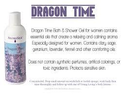 dragon time bath u0026 shower gel for women contains essential oils