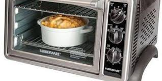 Ge Toaster Oven Manual Farberware Toaster Oven 103738 Review