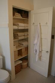 Bathroom Linen Cabinet Bathroom Linen Closet Plans