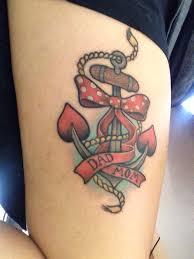 rip navy tattoos mom u0026 dad anchor tattoo tattoo inspiration pinterest anchor