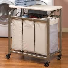 Laundry Room Cart - laundry baskets u0026 hampers you u0027ll love wayfair
