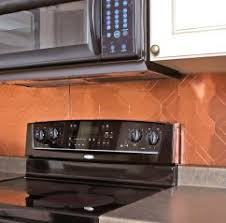 copper tile backsplash for kitchen interior sf stainless steel metal gold silver copper mosaic tile