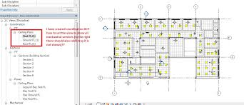 best way to show floor plans autodesk community solved how to create plan views for different disciplines and