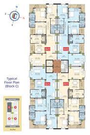 Gateway Floor Plan by Sdc Gateway Flats For Sale In Sdc Gateway At Bani Park By Sdc