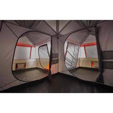 ozark trail 16x16 instant cabin tent sleeps 12 walmart com