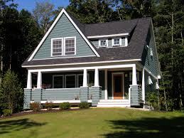 arts and crafts home plans adorable small craftsman style home plans with blue color house