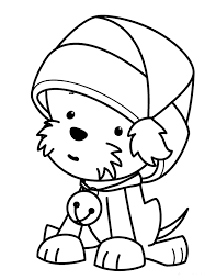 puppy coloring pages pefect color book des 377 unknown
