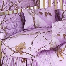 Camouflage Bedding For Cribs Camo Bedding Realtree Ap Lavender Camo Crib Bedding Camo Trading