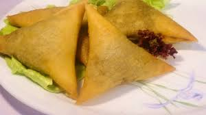 roll sheets triangle samosa with roll sheets bite size samosas