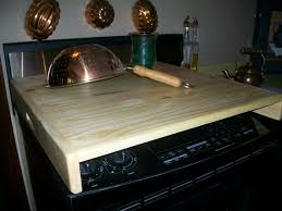 Rv Cooktop Sleek Wood Stove Top Cover Board Or Rv Burner Cover Fits Over