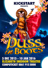 puss boots kickstart theatre