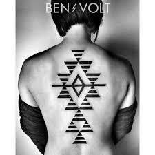 dynamic blackwork graphic tattoos by ben volt tattoobloq