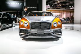 mansory to make the bentley mansory bentley gtc goes carbon crazy with 1 001 hp